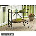 Cosco SMARTFOLD Outdoor Folding Serving Cart