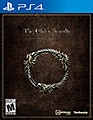 PS4 - The Elder Scrolls Online