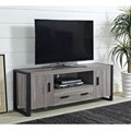 60-inch Urban Blend Ash Grey Wood TV Stand