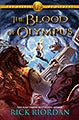 The Blood of Olympus (Hardcover)