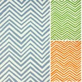 nuLOOM Handmade Indoor/ Outdoor Modern Chevron (8' x 10')
