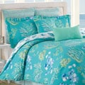 Soho New York Home Beachcomber Cotton 8-piece Comforter Set
