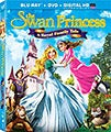 Swan Princess: A Royal Family Tale (Blu-ray/DVD)