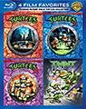 Teenage Mutant Ninja Turtles Film Collection (Blu-ray Disc)