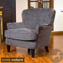 Christopher Knight Home Tafted Diamond Tufted Club Chair
