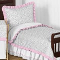 Sweet Jojo Designs Girl 5-piece Kenya Toddler Comforter Set