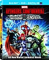 Avengers Confidential: Black Widow & Punisher (Blu-ray/DVD)
