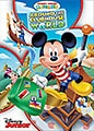 Disney Mickey Mouse Clubhouse: Around The Clubhouse World (DVD)