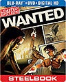 Wanted Limited Edition Steelbook (Blu-ray/DVD)