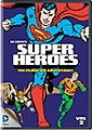 DC Super Heroes: The Filmation Adventures Vol. 2