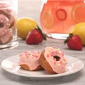 Bumbalooza Gluten-Free Pink Lemonade Donuts (Pack of 3 Mixes)