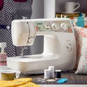 Brother LX2375 20-stitch Function Sewing Machine with Instructional DVD (Refurbished)
