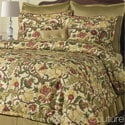 Duvall 6-piece Cotton Floral Comforter Set