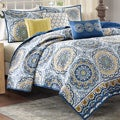 Madison Park Moraga 6-piece Coverlet Set