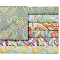Expressions Paisley Print Easy Care Sheet Set