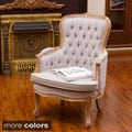 Christopher Knight Home Antonette Weathered Chair