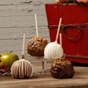 Aly's Apples Entourage Caramel Apples (Set of 4)