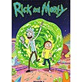 Rick and Morty: The Complete First Season (DVD)