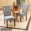 Christopher Knight Home Angelina Dining Chair (Set of 2)