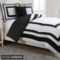 Hotel Juvi Reversible 4-Piece Comforter Set