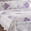 Slumber Shop Wilmington 3-piece Reversible Quilt Set