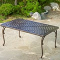 Christopher Knight Home McKinley Outdoor Cast Coffee Table