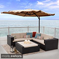 Christopher Knight Home Yuma Folding Sun Canopy with Base