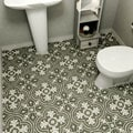 SomerTile 7.75x7.75-inch Thirties Classic Ceramic Floor and Wall Tile (Case of 25)