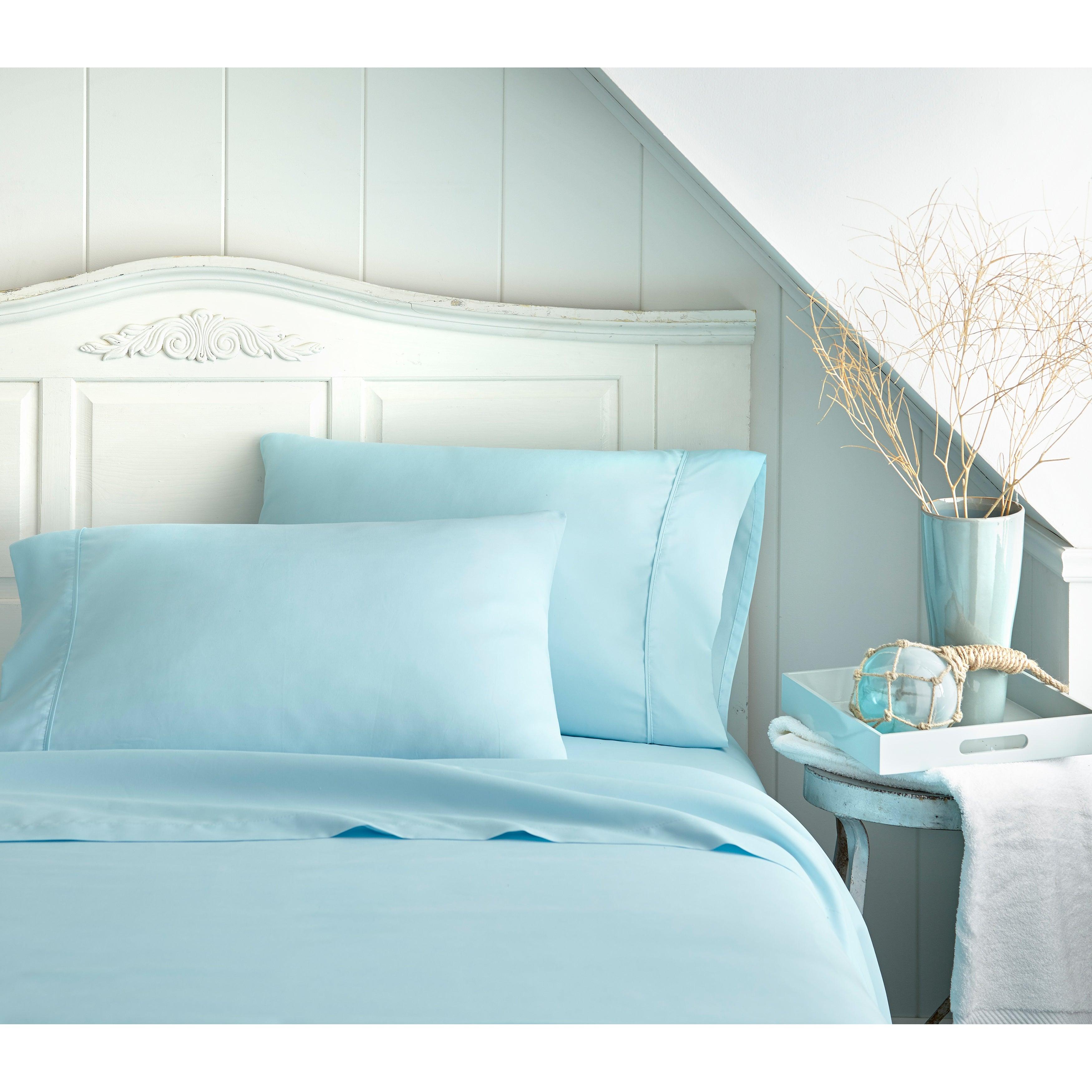 Soft Essentials Ultra-Soft Microfiber Luxury 4-piece Bed Sheet Set