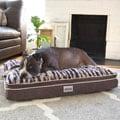 Beautyrest Luxe Mat Plus Rectangular Orthopedic Memory Foam Dog Bed