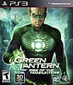 PS3 - Green Lantern: Rise of the Manhunters