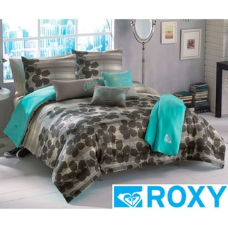 Roxy Huntress 5-piece Comforter Set with Body Pillow and Throw