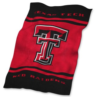 Texas Tech UltraSoft Oversized Throw Blanket