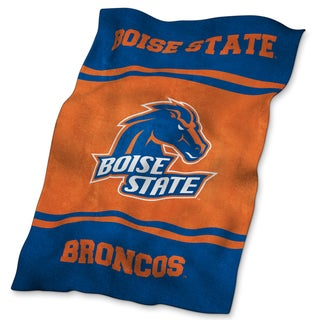 Boise State Ultra Soft Throw Blanket