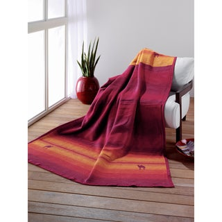 Messina Desert Sunset Oversized Throw