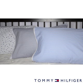Tommy Hilfiger Cotton Percale Print Sheet Set