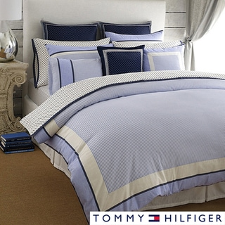 Tommy Hilfiger Stripe 3-piece Comforter Set