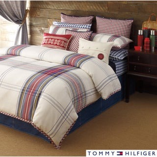 Tommy Hilfiger Tartan 3-Piece Comforter Set