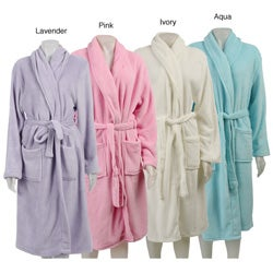 Touch of Class Microplush Robe
