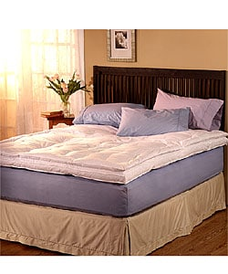 Ultimate White Goose Down Top Featherbed