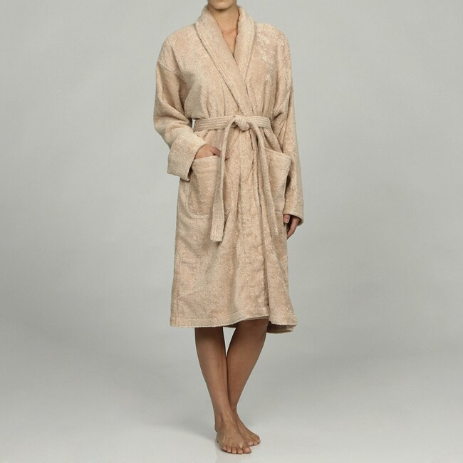 Unisex Barley Rayon from Bamboo Spa Bath Robe