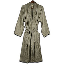 Unisex Sage Viscose from Bamboo Bathrobe