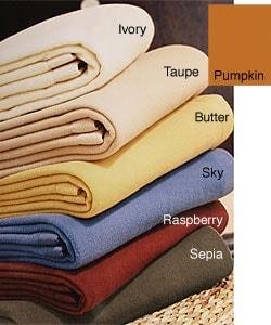 Vicky Premium Italian Merino Lambswool Blanket