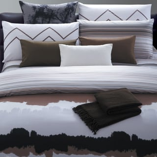 Watercolor 7-piece Duvet Cover Set