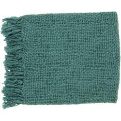 Woven Brandye Acrylic and Wool Throw Blanket