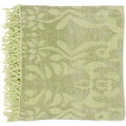Woven Irvine Viscose Throw Blanket (50