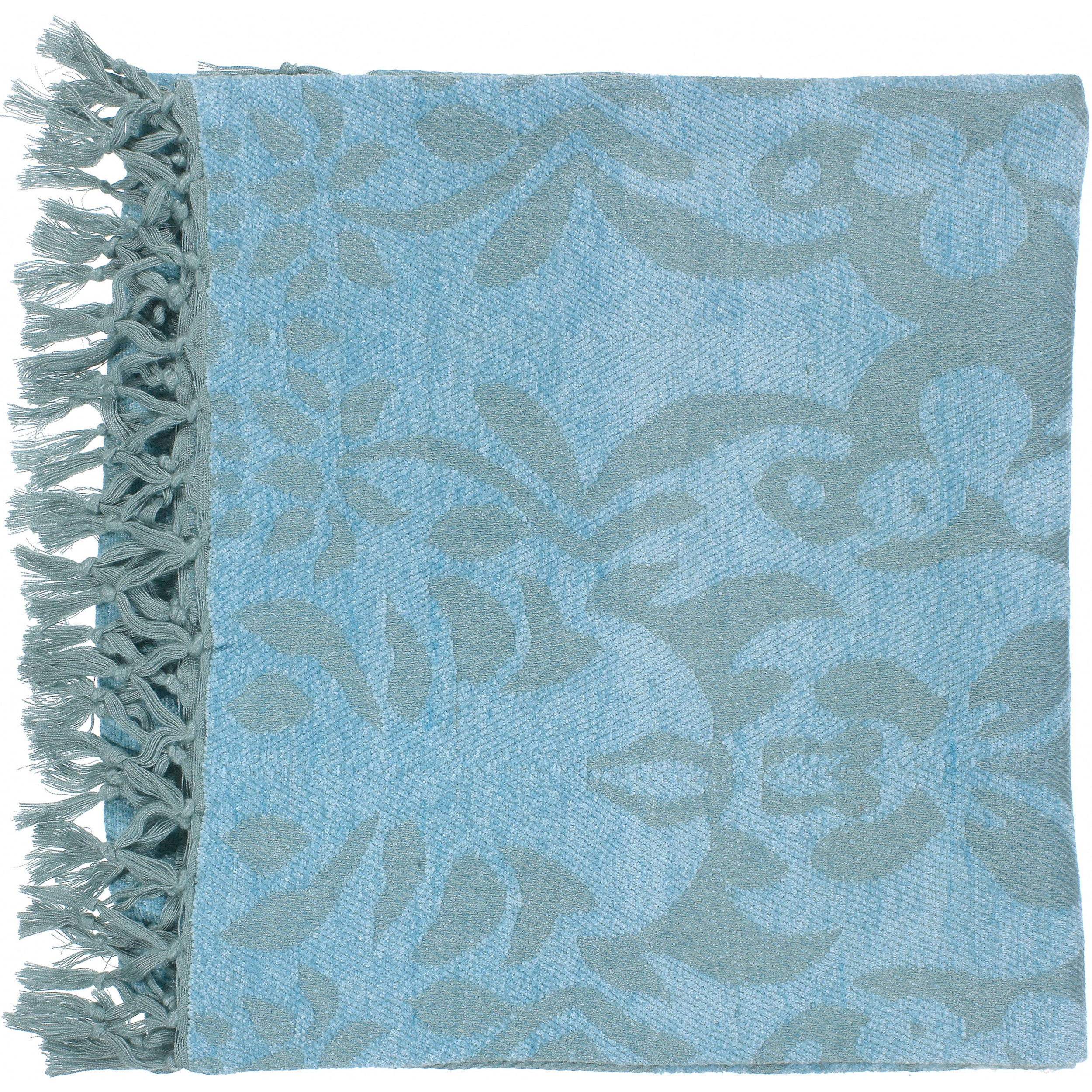 Woven Rochester Viscose Throw Blanket