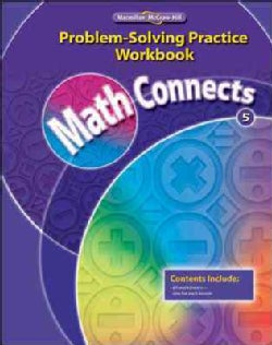 Math Connects, Grade 5: Problem-solving Practice Workbook (Paperback)