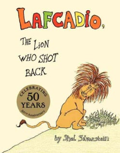 Lafcadio: The Lion Who Shot Back (Hardcover)