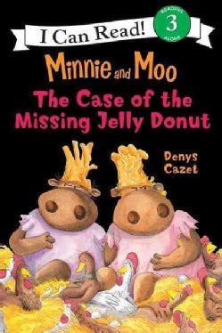 The Case of the Missing Jelly Donut (Paperback)